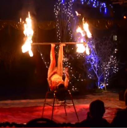 Russells circus