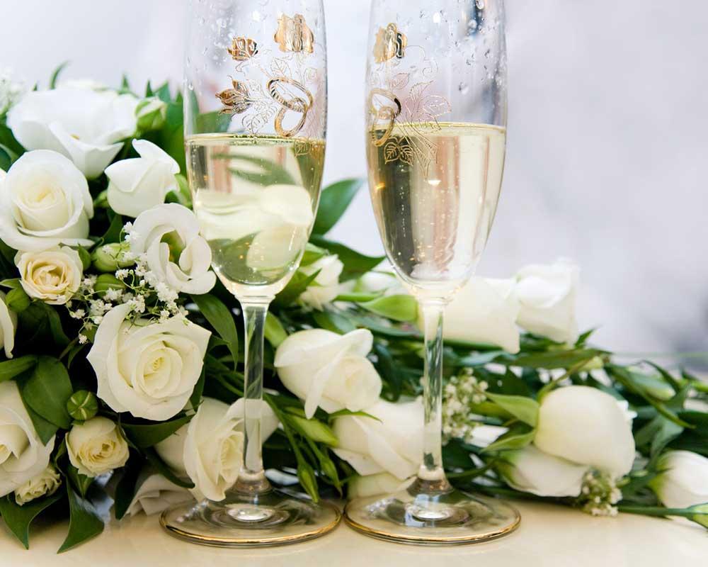 Wedding Receptions & Ceremonies