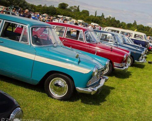 Classic Car Show Stonham Barns - Classic car show today near me