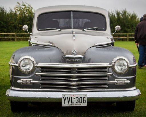 American Car Show Stonham Barns - Bedford car show 2018