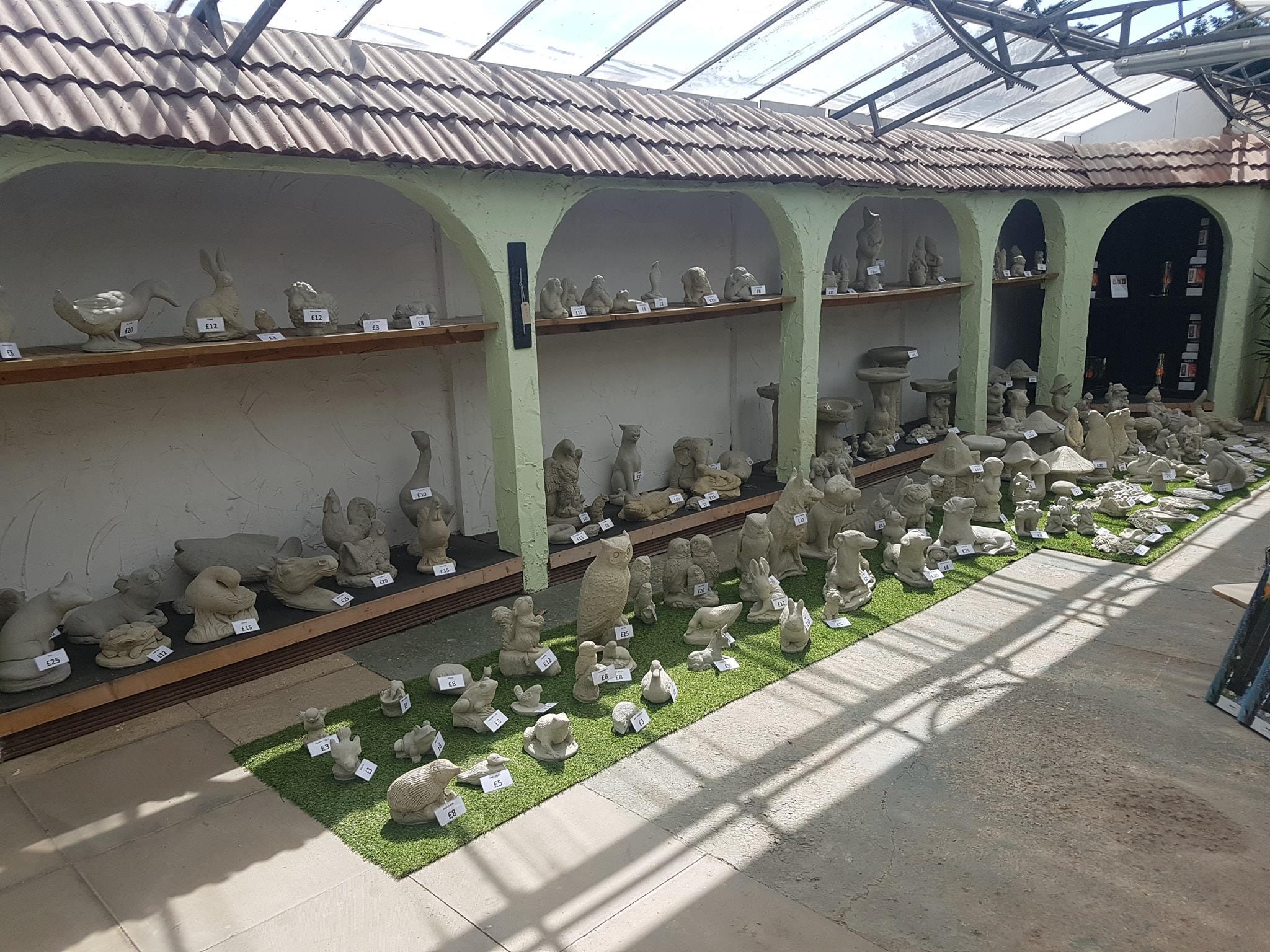 bellflower garden centre our new range of stone garden. Black Bedroom Furniture Sets. Home Design Ideas
