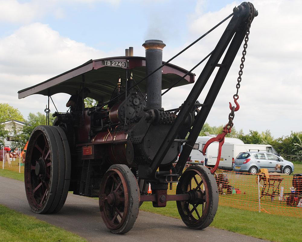 Past Event – Steam & Vintage Show   Stonham Barns