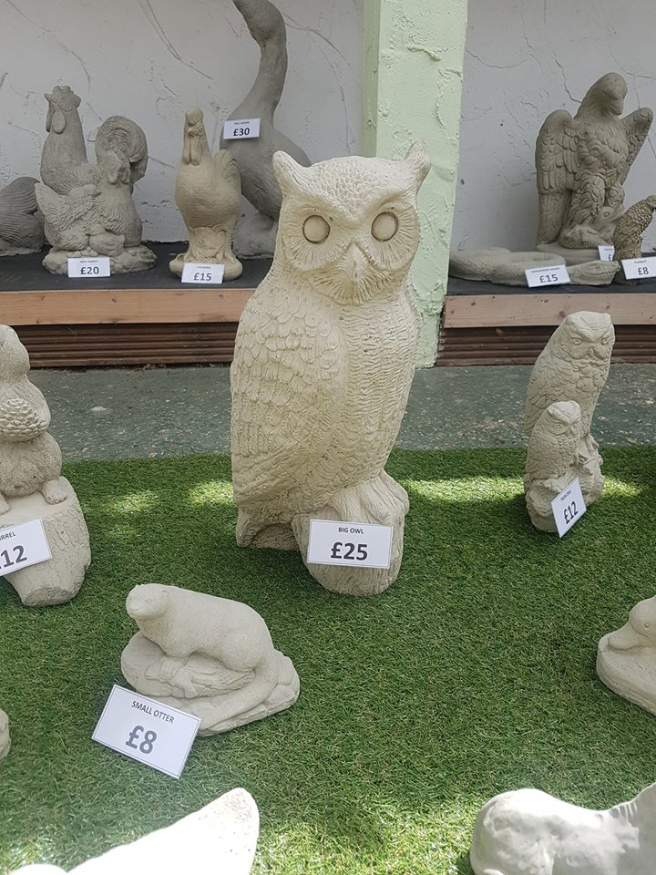 Our New Range Of Stone Garden Ornaments Are Great Value And Offers  Something For Everyone